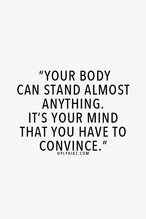 So True Fitness Inspiration Quote