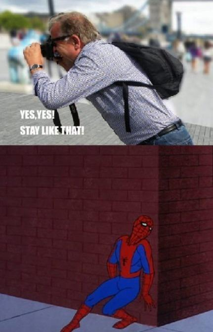 sexy spiderman is sexy