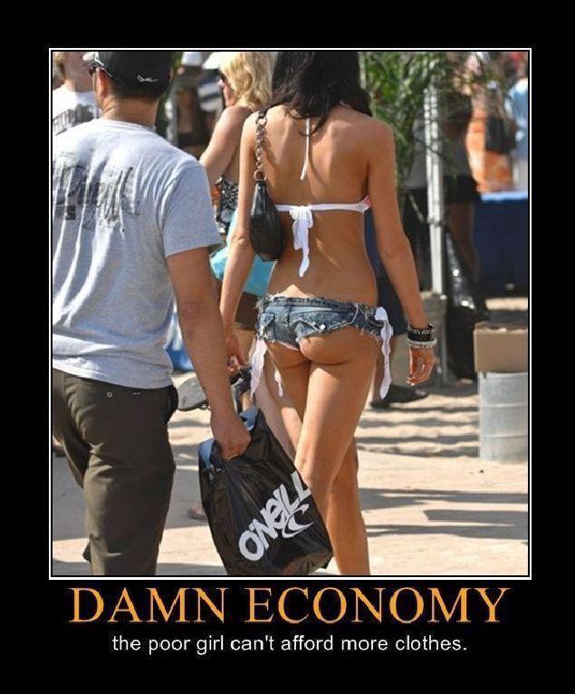 Damn economy