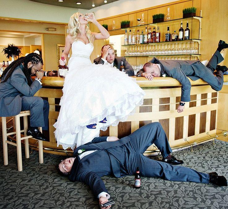 20 wedding photos that'll make you laugh