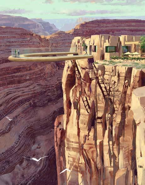 Glass Bottom Skywalk, Grand Canyon, Arizona... this is so amazing! Do