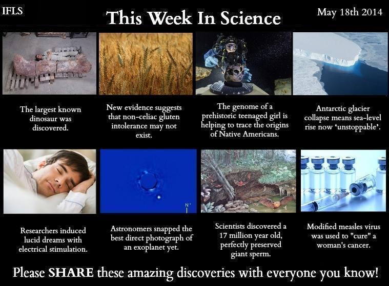 This week in Science.
