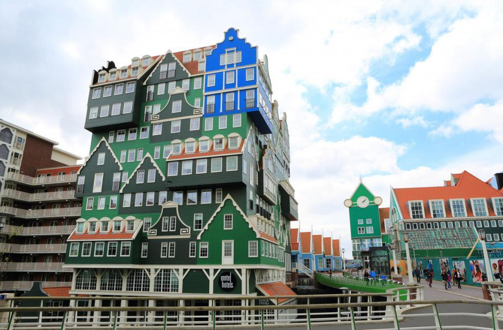 Amazing Hotel somewhere in Europe