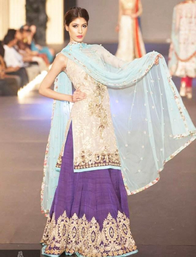 Zara Wedding Dress Kurta Style
