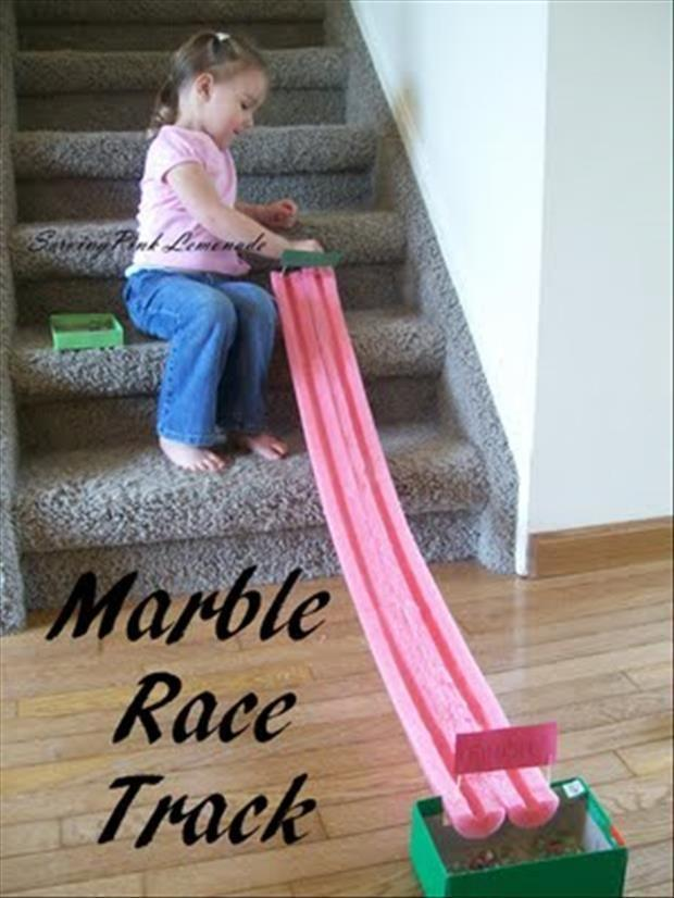 marble race picture