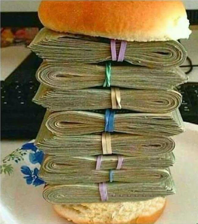 Money Burgur