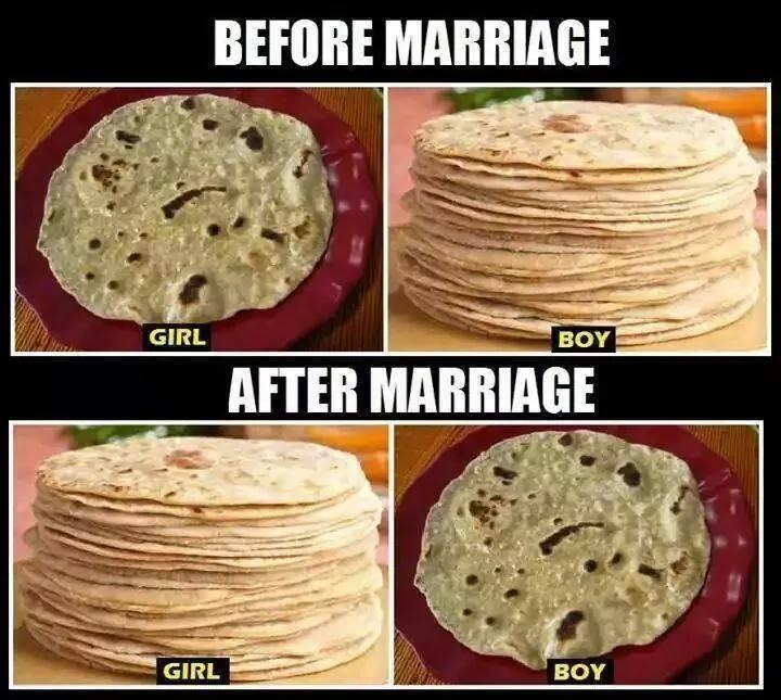 Boy Vs Girl  Before And After Marriage
