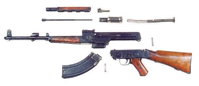Ak 47 Gun parts