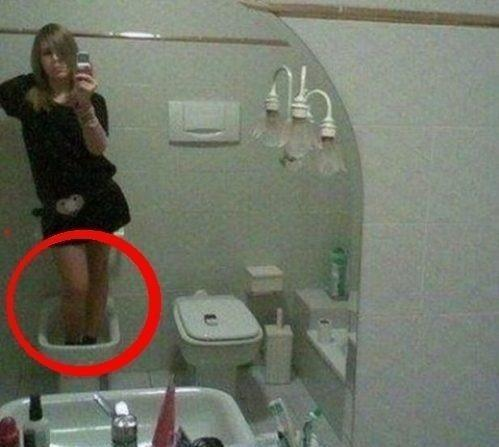 BATHROOM PROFILE PICTURE FAIL SERIOUSLY… WTF!