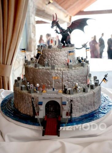 Weird cakes...