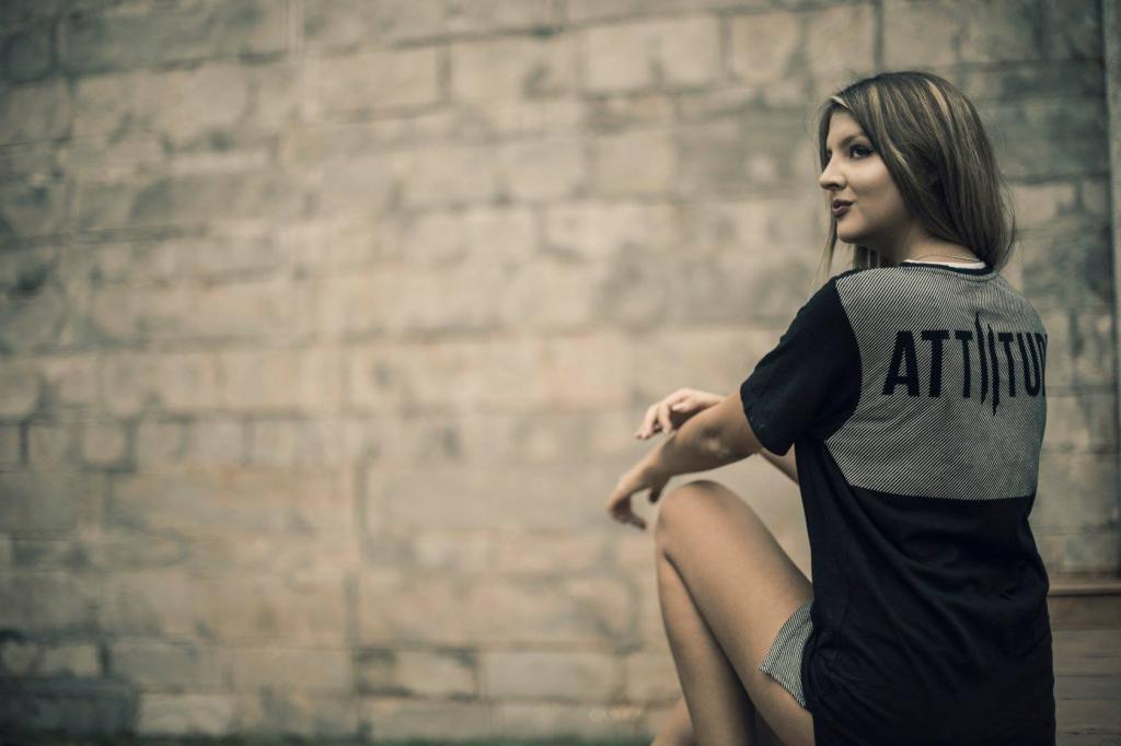 Attiitude T Shirt