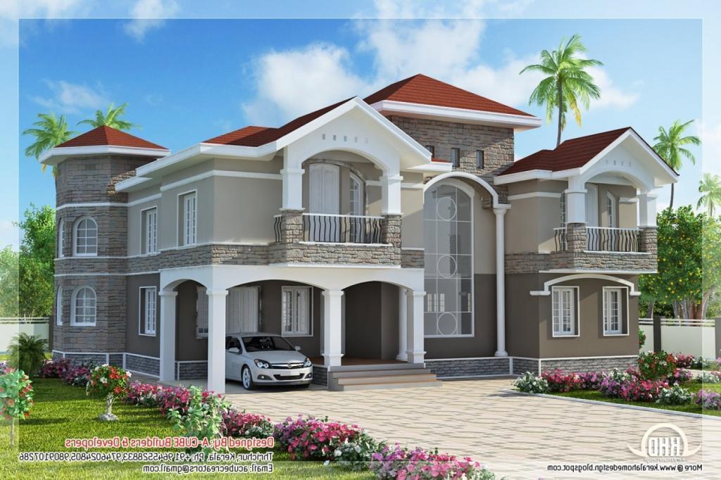 hd photo new house