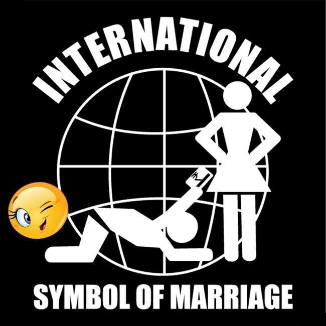 International Symbol of Marraige