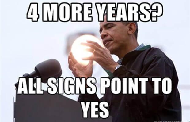 Barack Obama See Future of USA