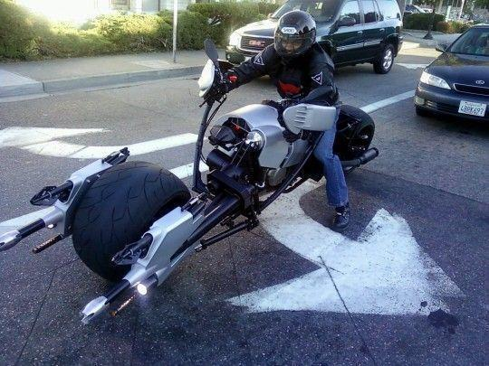 Best Motorcycle Ever. Very cool!