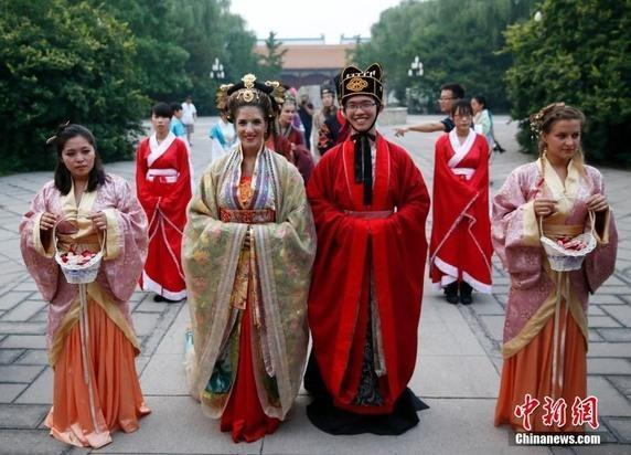 Chinese Traditional Marriage