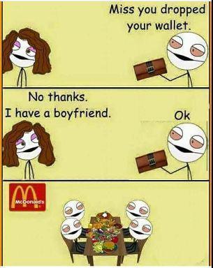 McDonalds Funny pic