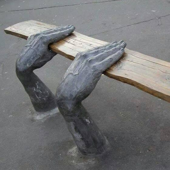 Holding HAnd BEnch