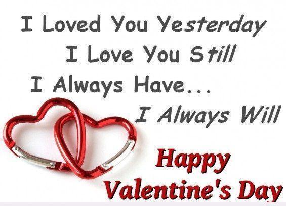 Valentine qoutes