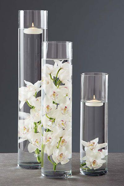 Wedding decor, Wedding flower centerpiece Design Idea