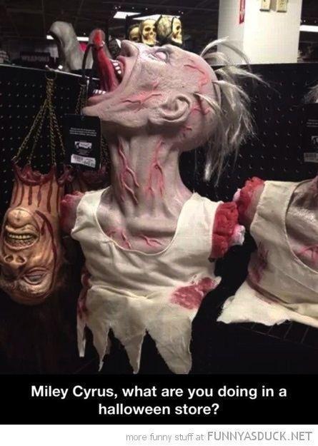 Halloween Miley