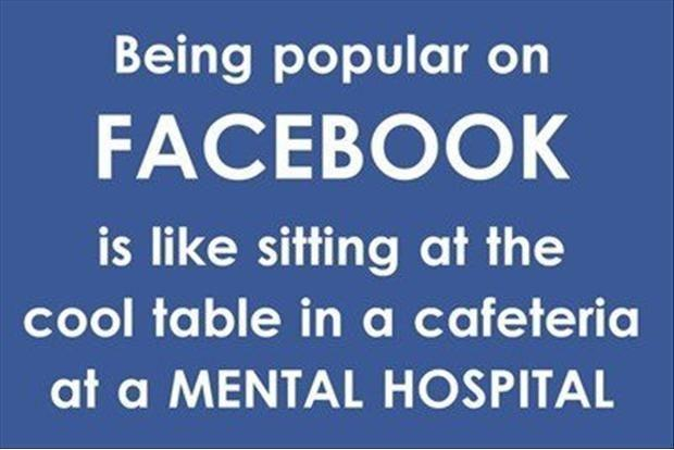 Mental Hospital in  Facebook