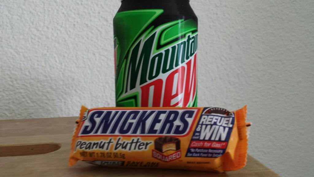 I live in switzerland and I have never had american sweets before. You