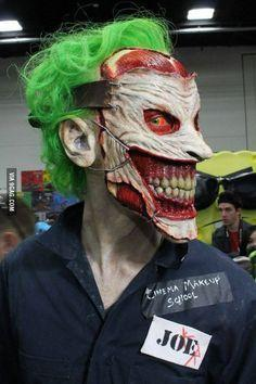 Grand Joker Mask Win