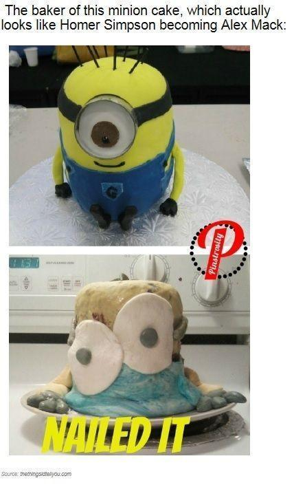 21 Bakers Who Totally Nailed It Not sure why but these things always m