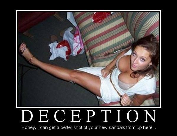 Deception Totally Works