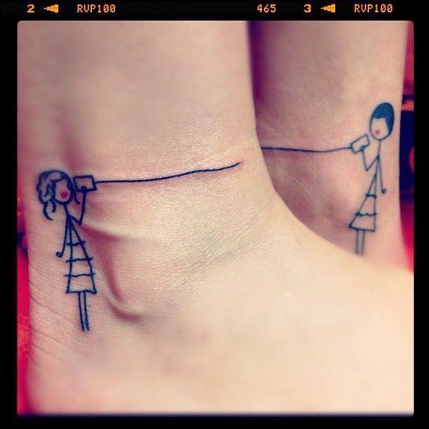 Love this Best-friends tattoo