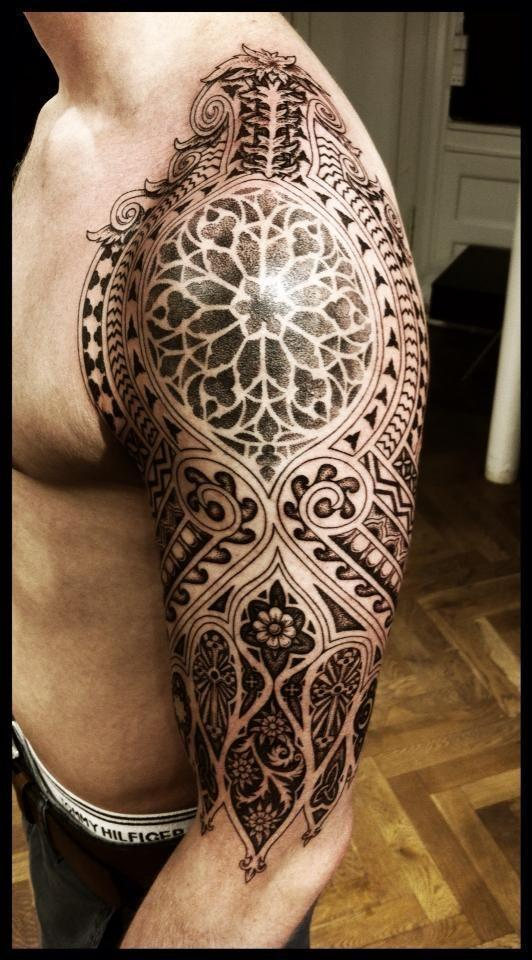 Church ornament sleeve