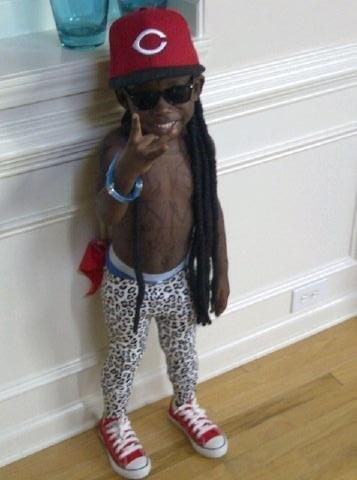 The real Little Wayne.