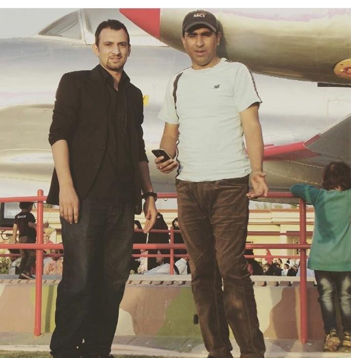 Sami Hashmi and Ali Abbasi