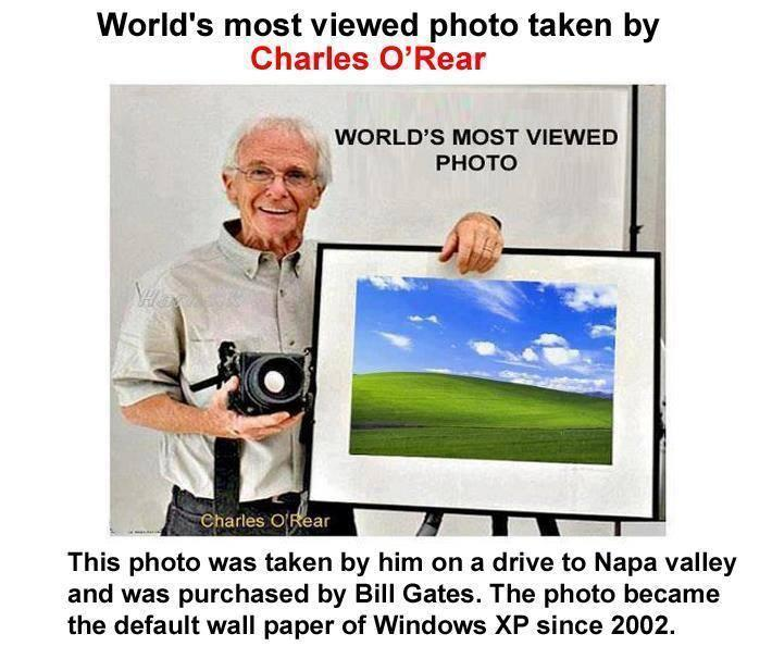 World's Most Viewed Photo