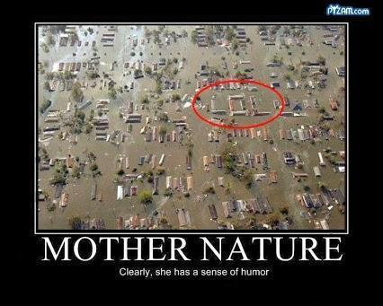 Mother nature