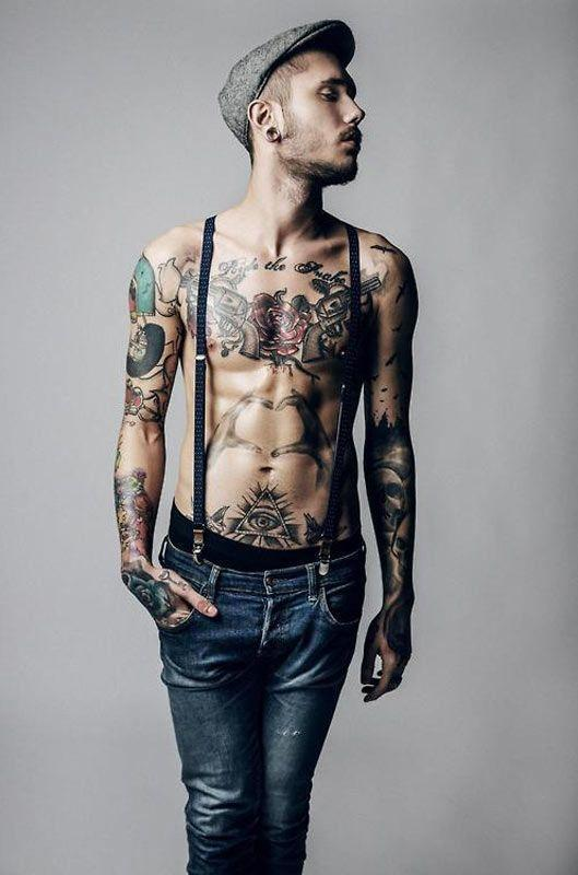 hot tattoos, tattoo inspiration, tattooed men, tattoos for men, tattoo
