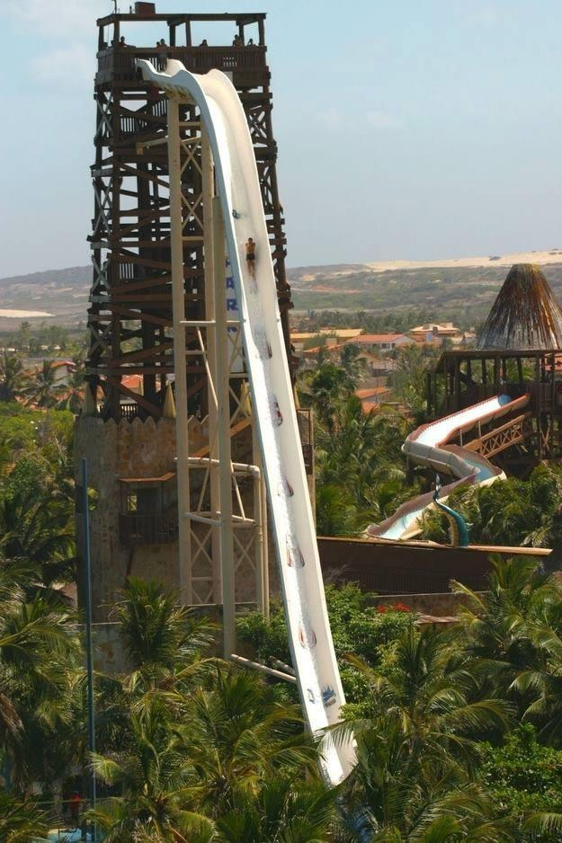Tallest Water Slide in the World