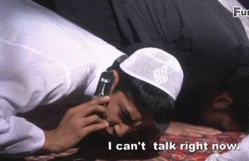Funny Pakistani Boy Offering Prayer