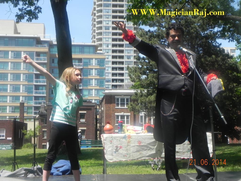 GTA Magician Raj