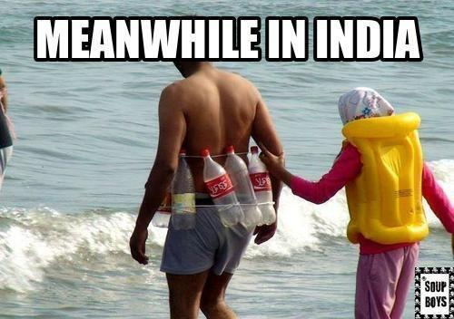 Meanwhile in India... LOL
