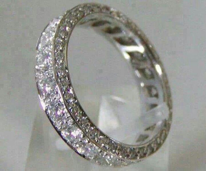 Love this diamond band