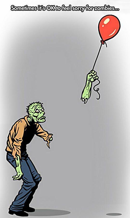 Poor zombies!!!!