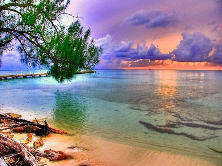 Rum Point, Grand Cayman... who wants to be there