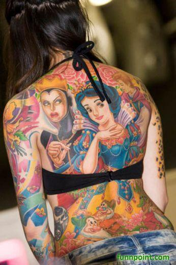 Body Tattos