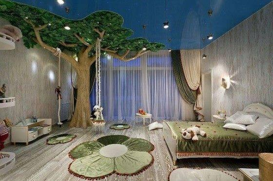 Awesome kids room design